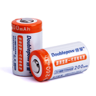 High capacity 3V 200mAh CR2 Li ion rechargeable battery for sale
