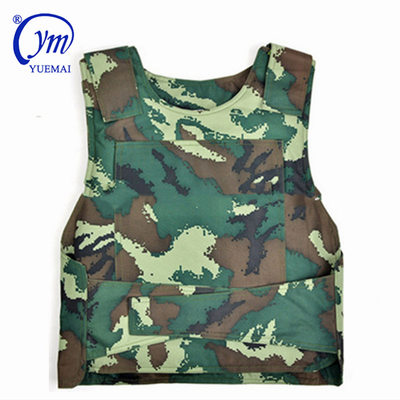 manufacturer custom military bulletproof vest level 3A military bullet proof vest for ak47 ballistic vest tactical jacket