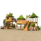 Playground Wooden Playground Commercial Playground Equipment Wooden Outdoor Playground Sets