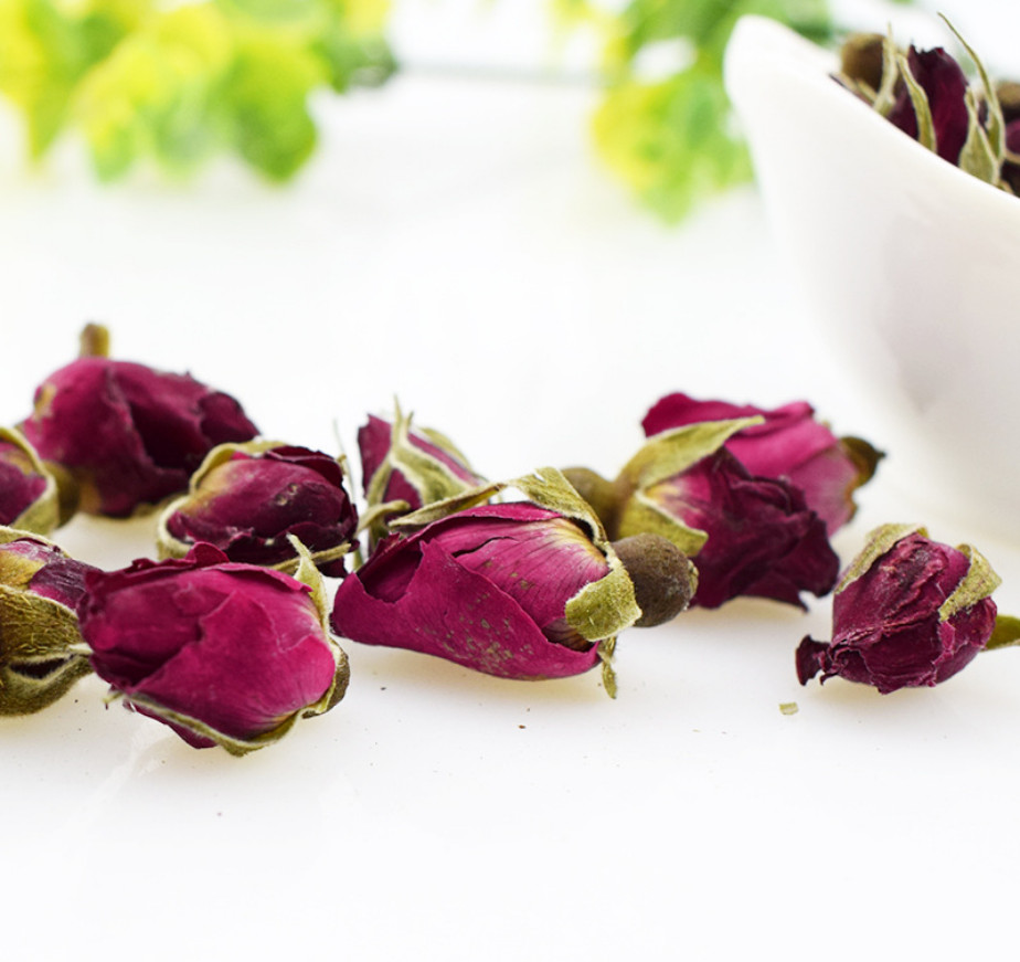 High Quality Factory Price Black 3 Roses <strong>Tea</strong> Rose And Lotus Leaf <strong>Tea</strong>