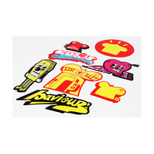 Forma personalizzata di <span class=keywords><strong>Skateboard</strong></span> Sticker Pack <span class=keywords><strong>Lotto</strong></span> Da Skate