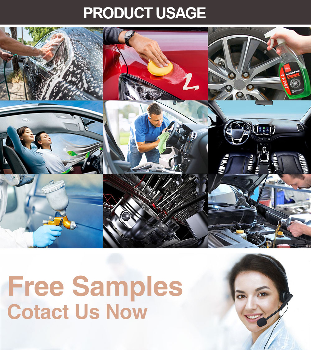 free sample araba other exterior universal car washing polish voiture detailing auto decoration other exterior accessories