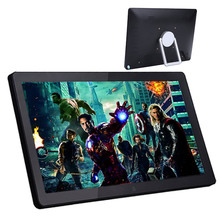 15.6 Pouces Mural Tablette Android 15 pouces Tablette RK3288 Quad-Core 16G Tablette PC