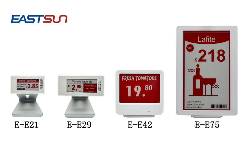 EASTSUN E-ink Electronic shelf label demo kit A