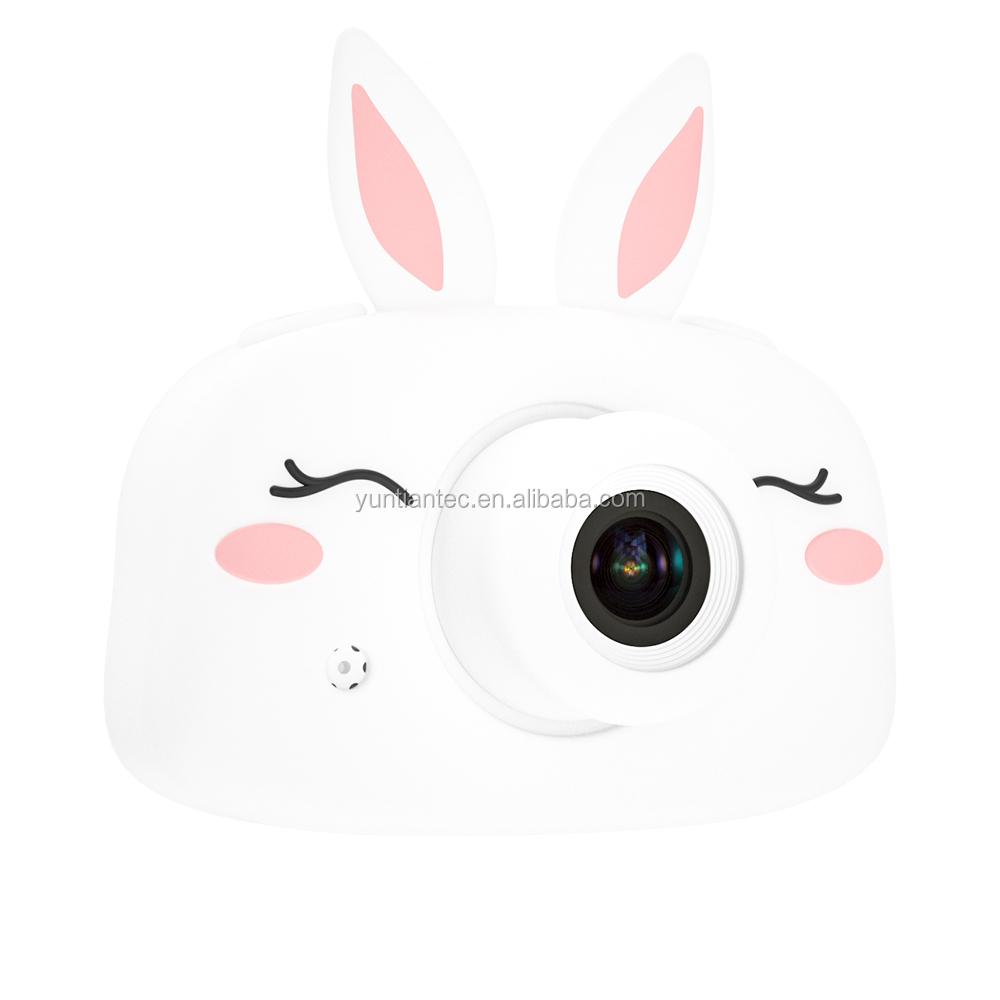ホット販売ポータブルファッション素敵なアマゾン子供デジタルカメラhdスクリーン子供おもちゃカメラ