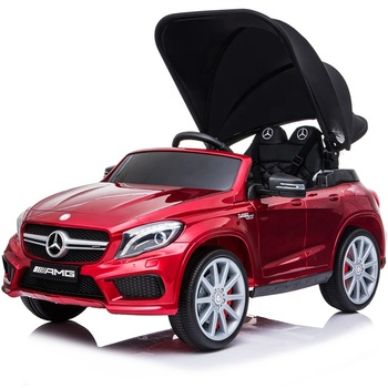 2019 Mercedes benz licensed 12v electric ride on car kids cars toy for wholesale