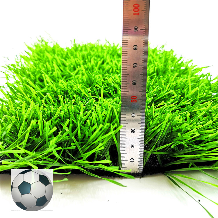 China Best Supplier 50mm Football Turf Soccer Sports Artificial Grass Lawn