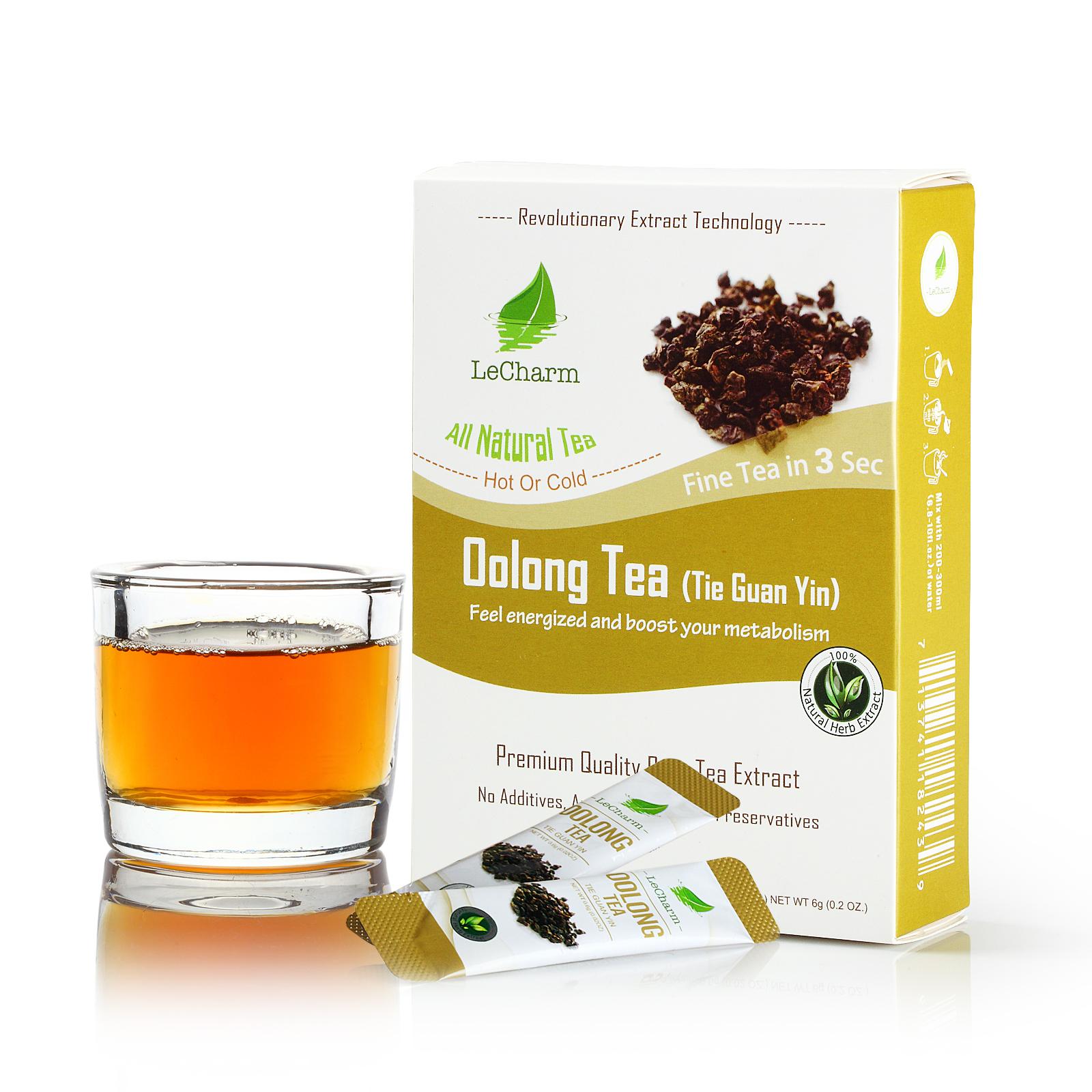 Natural Fujian Oolong Tea Leaves Extract No Additives Organic Instant Oolong Tea Powder Maker - 4uTea   4uTea.com