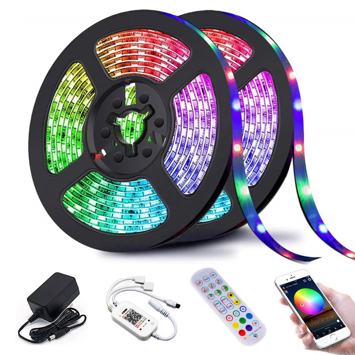 New arrived Cost-effective with control wholesale led light strip remote