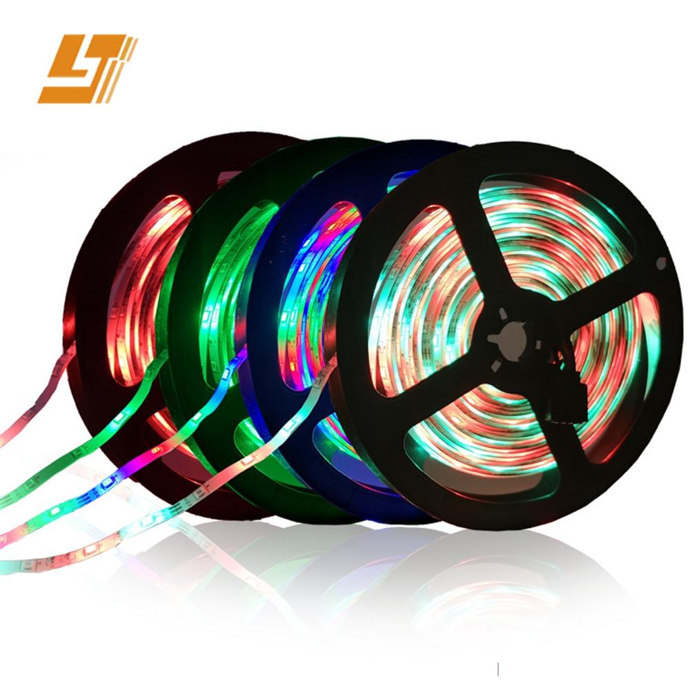 waterproof outdoor led strip light 5050 Lamp Night rgb wifi lights led strips