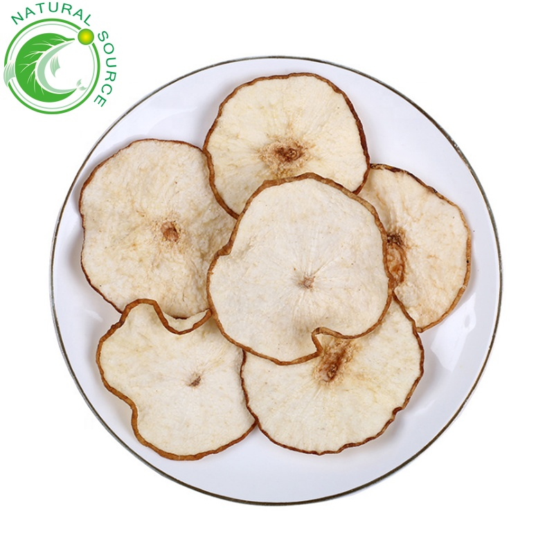 Factory Supply Beauty-slimming Fruit Tea Dried Snow Pear Slice Tea In Bulk