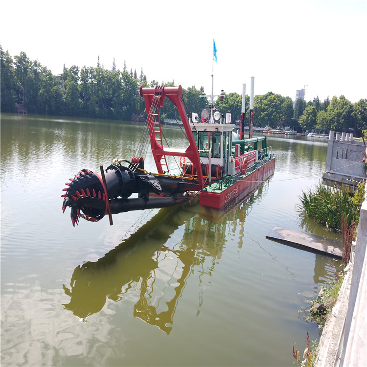 18 Inch River Cutter Suction Sand Dredger