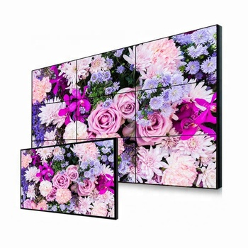 49 inch Display Ultra High Definition Lcd Video Wall Led Screen