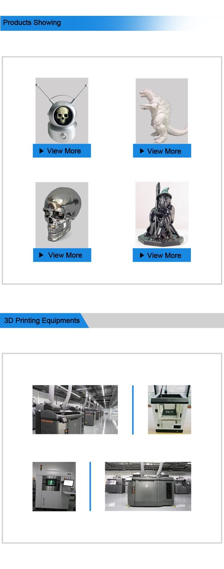 Stereolithography SLA SLS הדפסת 3D הדפסת ודיגום מהיר שירות עבור חלקי רכב/חשמל מוצר/יומי אבזרים