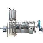 Juicer production line processing machine 3 in1 glass bottle juice filling machine line juice concentrate machine