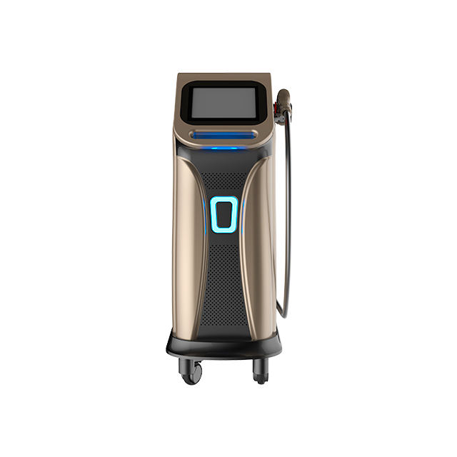 Easy use 808nm diode laser beauty equipment for fast hair removal