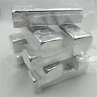 Ingot Ingots Indium Metal Ingot High Purity 99.995% Indium Ingot For Sale Best Price Metal Indium Ingots