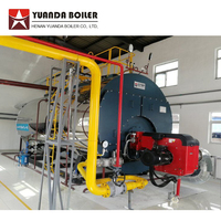 Yuanda 0.5 ton to 40 ton industrial steam boiler for sale