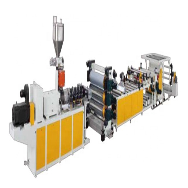 JWELL-Meubels PVC ABS PMMA rand banding making machine