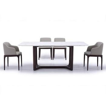 Eettafel Modern Wit.Modern Design Luxe Wit Marmer Top Houten Basis Eettafel Buy Eettafel Marmeren Eettafel Houten Eettafel Product On Alibaba Com