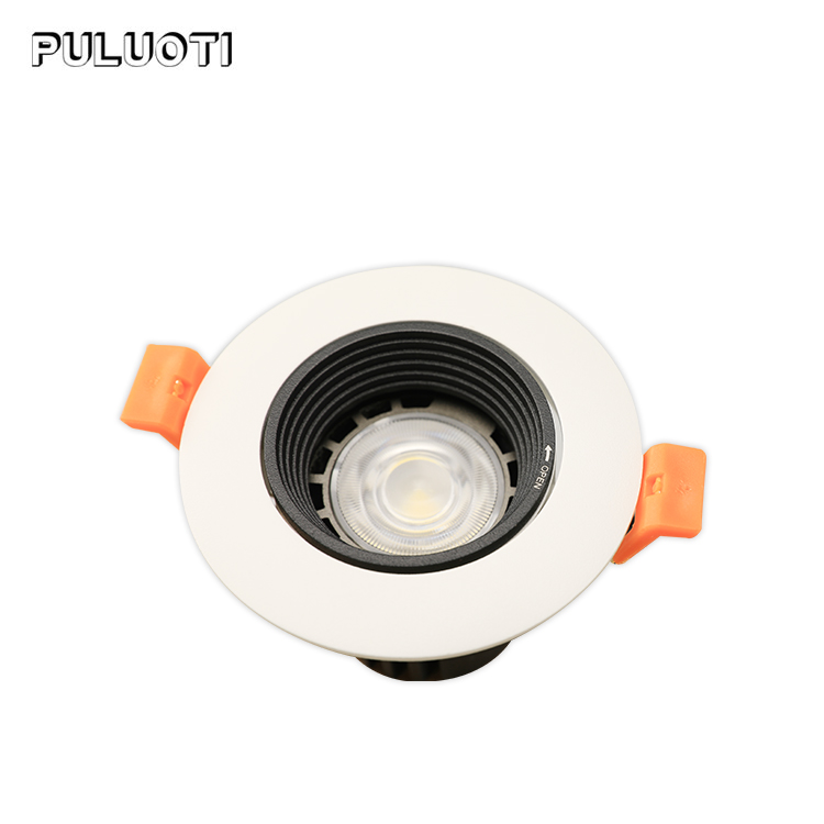 Wholesale cheap price indoor landscape aluminum 5watt 7watt recessed mounted led spot light