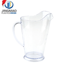 Bpa free Hot sale OEM Service Clear Beer Plastic water Jug/Pitcher/Pot