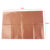 17 gram rose gold tissue paper