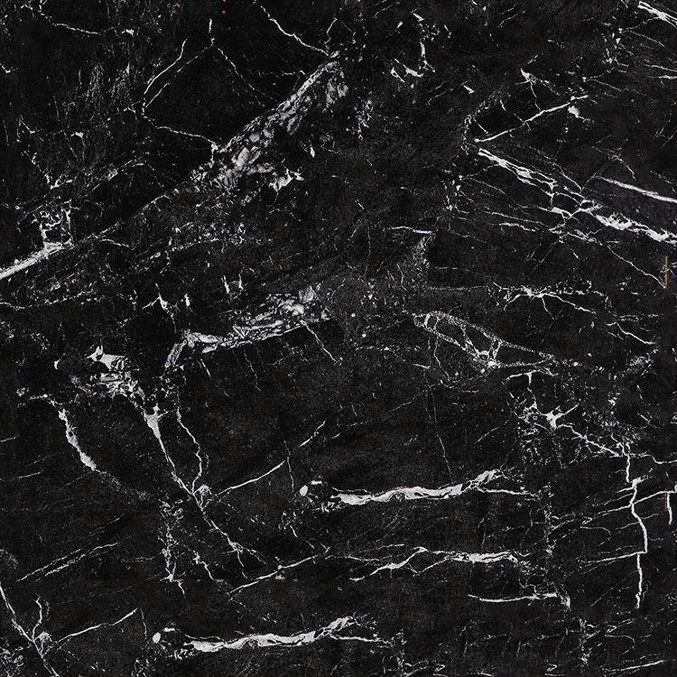 Black Marble Look Italian Clean Glazed Porcelain Bathroom