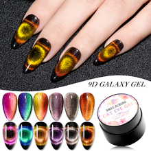 Galaxy 12 Kleur Nail Private Label Katten Ogen Magneet Cat Eye <span class=keywords><strong>Gel</strong></span> <span class=keywords><strong>Polish</strong></span>