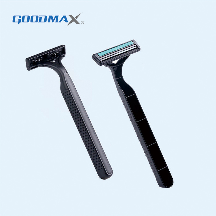 Goodmax Twin Stainless Steel  Blade Safety Disposable Shaving Razor