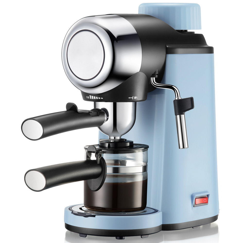 2020 new Home semi-automatic multi-functional Italian high-pressure coffee machine small commercial steam-type coffee machine