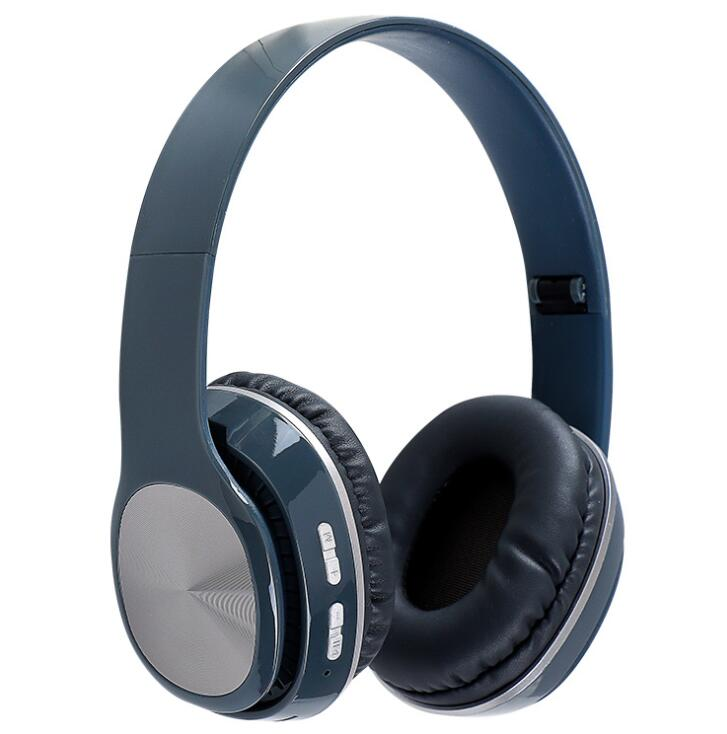 2020 New retail factory price earphones over ear wireless earphone headphone headset for Amazon ebay