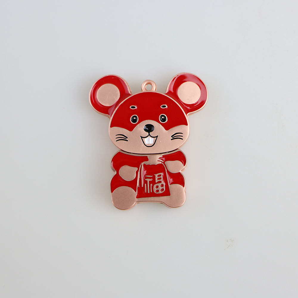 Nueva rata año regalo promocional animal ratón usb flash usb de 8gb/16gb/32GB