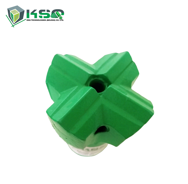 Cross Button Rock Drill Bits for Pneumatic Rock Drill