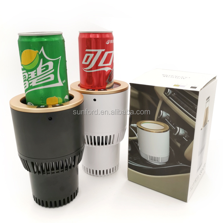 Classic Accessories Automotive Single Can Cooler, Smart Gift Electric Can Cooler