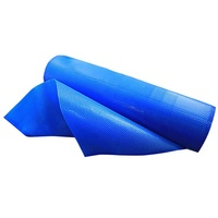 Heat waterproof thermal foam swimming pool pvc cover