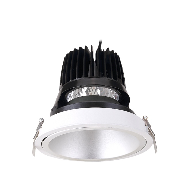 china Wholesale price COB ROHS 3000K 20w 25w 33w Aluminum led wallwash Downlight