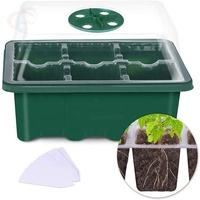 Professional Factory price Manufacturer Humidity Dome Green house Seeds Growing Starting Starter Tray Grow Seed Trays Seedling