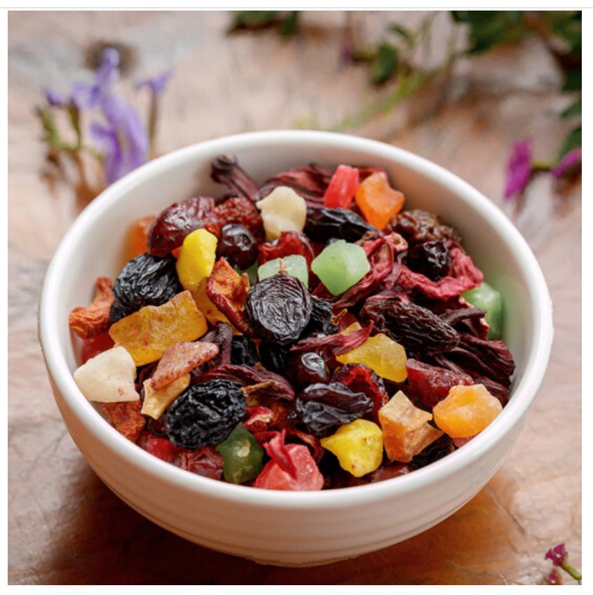 Classical mixed delicious fruits tea in loose cheap price oem - 4uTea | 4uTea.com