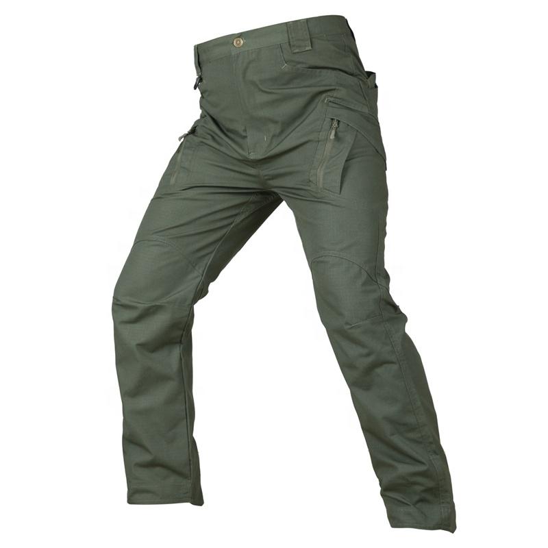 Mens Elasticated Fleece Lined Thermal CargoCombat Trousers Pants Fishing Hunting