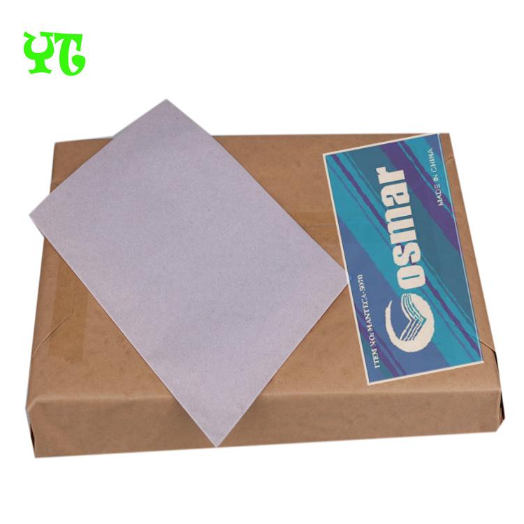 China Manufaktur tissue aufbausysteme papier dünne kraft temperatur beständig für heißer verkauf