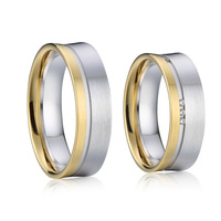 customized titanium wedding bands ring titanium black jewelry engagement rings for women couple