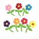 Promotional high quality factory price DIY foam colourful EVA stickers