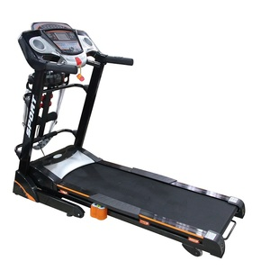 lijiujia 6068ds fitness & body building equipment treadmill home fitness folding treadmill