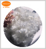 7d X 51mm Hollow Conjugated Silicon Fiber For Making Pearl Balls used for pillow filling