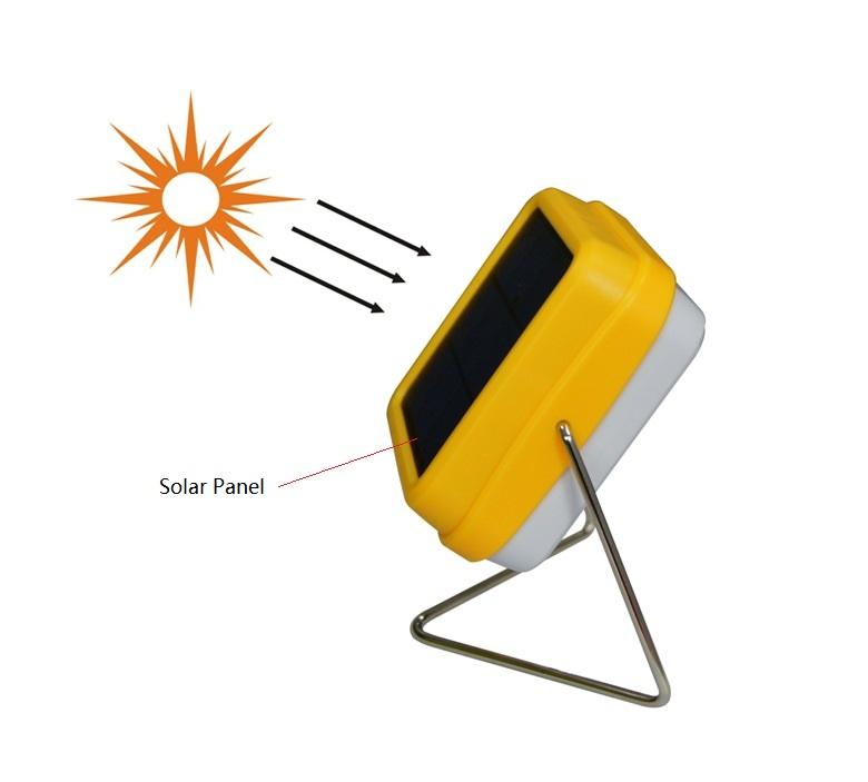 Energie saving grüne power solar led licht erschwingliche Mini led Solar powered Lesen lampe mit 0,5 W 400mAh wiederaufladbare batterie