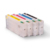 Supercolor 4 Colors T7881-T7884 Empty Refillable Ink Cartridge For EPSON WF5190 Printers