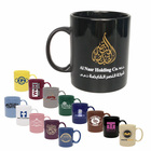 Customized gift coffee cup patterns logo design printing ceramic mug