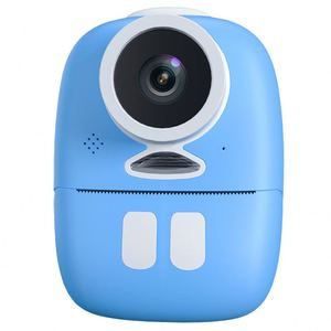 Instax Camera Mini 9 Instant Film Camera ( Pink / Purple / Yellow With Clear Accents )