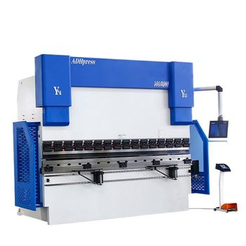 ADHPress WAD Electro-hydraulic cnc bending machine press brake for Canton Fair